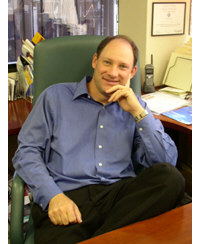 Picture of Chicago Dentist Dr. Ronald Widen